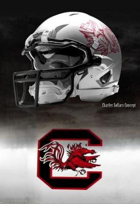 South20Carolina20Nike20Pro20Combat20Helmets203