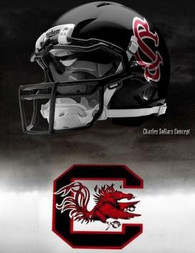 South20Carolina20Nike20Pro20Combat20Helmets_5