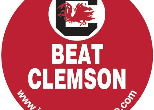 beatclemsonsticker