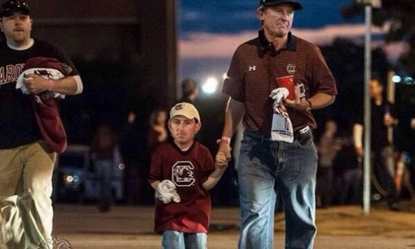 spurrier son