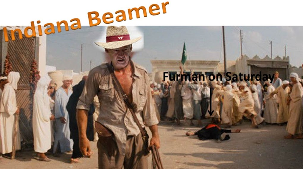 IndianaBeamer - Furman Motivator