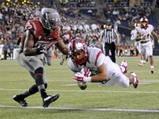 NCAA Football: Rutgers at Washington State