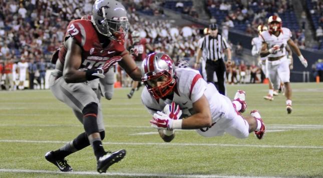 NCAA Football: Rutgers at Washington State