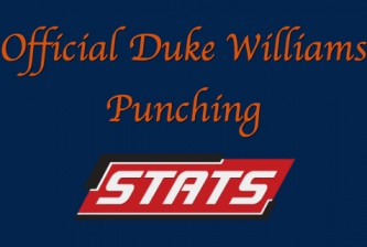 DukeWilliamsPunchingStats