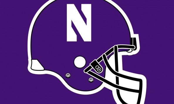 Northwestern_Wildcats_Helmet