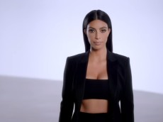 Super Bowl ad star Kim Kardashian West