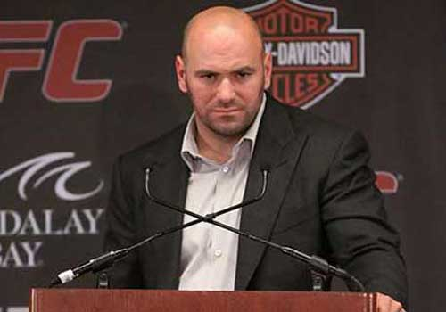 Dana White Confused As To Why Jon Jones Was Even Sparring ...