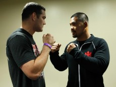 mark munoz chris weidman