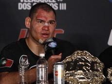 Cain Velasquez UFC 166 post fight press conference