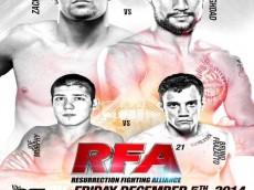 rfa 21 poster