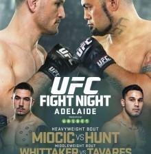 miocic vs hunt fight card