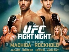 machida vs rockhold fight card