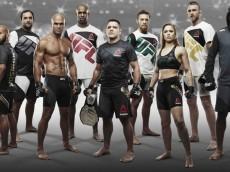 ufc fight kit group photo
