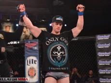 Brandon Halsey Bellator