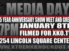 XKO 24 Media Day
