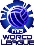 fivb world league logo