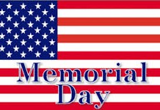 memorial day'