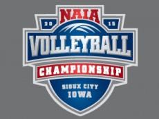 NAIA NClogo Volleyball 2015