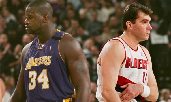 Blazers Lakers 2000