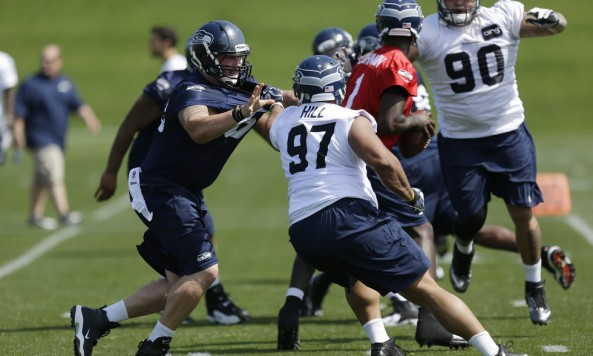 SeahawksMinicamp