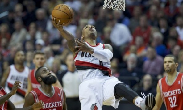 Blazers Rockets
