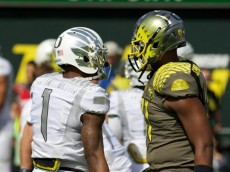 Oregon Ducks Spring Football