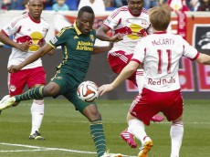 MLS: Portland Timbers at New York Red Bulls