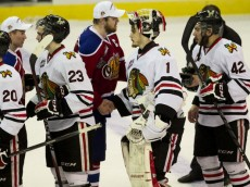 Winterhawks Oil Kings