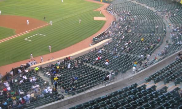 Seattle Mariners Attendance
