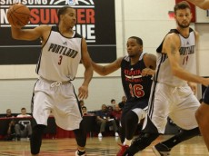 CJ McCollum Summer League