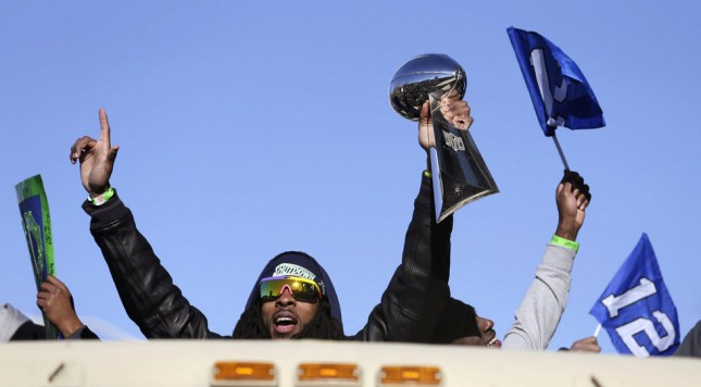 Seahawks Champs