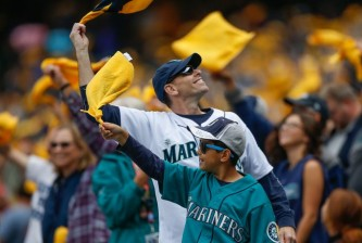 Seattle Mariners Fans