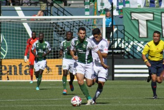 Timbers Whitecaps