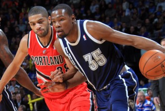 Portland Trailblazers v Oklahoma City Thunder