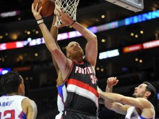 NBA: Preseason-Portland Trail Blazers at Los Angeles Clippers