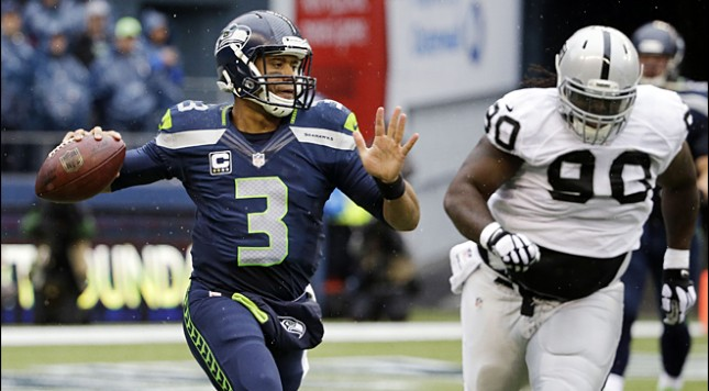 Seattle Seahawks — Make the NFL zeitgeist work for you