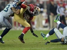 Seahawks Forty Niners