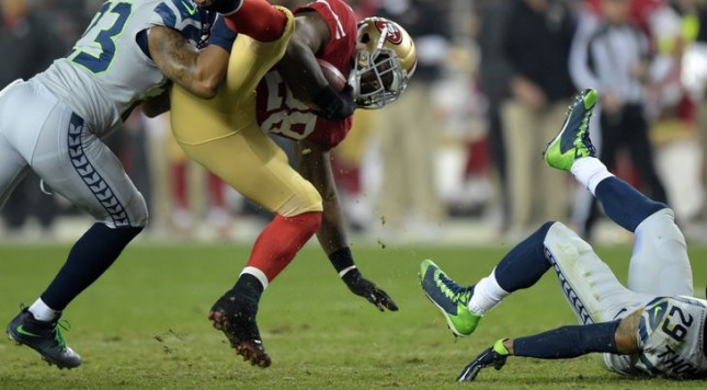 Seattle Seahawks are back in command of NFC West