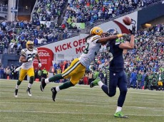 Seahawks Packers
