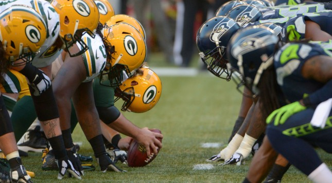 Packers visit Seahawks again for the NFC Championship.
