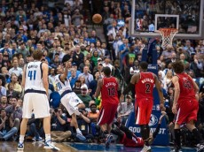 Blazers Mavericks