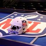 NFL Draft Helmet