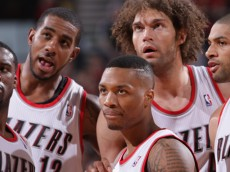 Houston Rockets v Portland Trail Blazers - Game Four