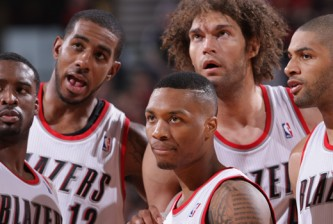Houston Rockets v Portland Trail Blazers - Game Four