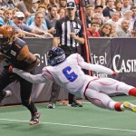 Portland Thunder AT Arizona Rattlers