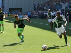 Timbers Sounders