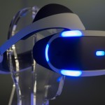 A Sony Computer Entertainment Inc. Project Morpheus virtual-reality headset sits on display during a demonstration in Tokyo, Japan, on Monday, April 6, 2015. Sony Corp. will begin selling its virtual-reality headset in the first half of 2016, Shuhei Yoshida, president of the company's worldwide game studios said on March 4. Photographer: Noriyuki Aida/Bloomberg via Getty Images