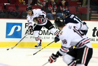 Winterhawks Thunderbirds
