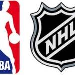NBA NHL