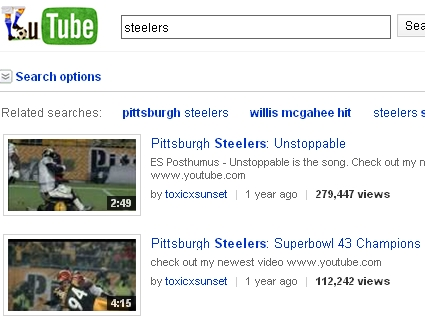 steelersyoutube